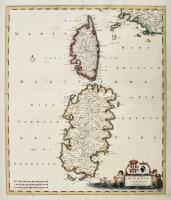 Insularum Sardiniae et Corsicae descriptio.