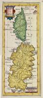 Sardiniae antiquae descriptio-Corsicae antiquae descriptio.
