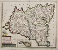 Regni Siciliae et insulae Maltae et Gozae