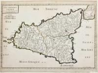 Isle et Royaume de Sicile