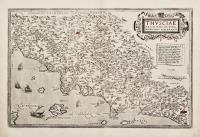 Thusciae descriptio auctore Hieronymo Bellarmato