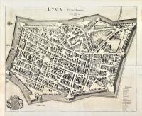 Lucca civitas Thusciae.