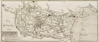 Carte hydrographique 1809