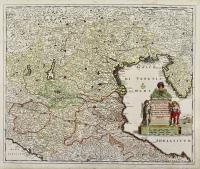 Domini Veneti in Italia in partes accurate divisa…novissima descriptio edita.