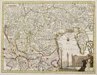Carta geografica dell'Stato Veneto.
