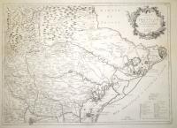 Carte du Trevisan Dressée sur celle du S. Paul Barthelemi Clarici.
