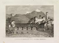 Ponte di Bassano sul fiume Brenta.