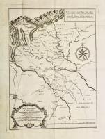 Carta topografica d'una parte del Dipartimento del Tagliamento compresa tra Piave e Livenza.