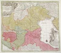 Dominium Venetum cum adjacentibus Mediolan. Mant. Mutinensi, Mirandol., Parmen., Placent. Ducat.