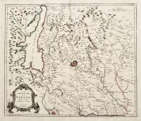 Le territoire de Verone dressé sur les meilleures cartes.