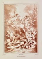 Scena mitologica con putti