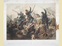 Il soldato Gio.a Batt.ta Borello del 13° Brig.ta Pinerolo.