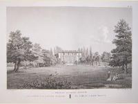 Le chateau du Petit Trianon.
