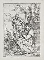 Sacra famiglia con la Vergine che legge