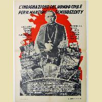 MINDSZENTY. L'indignazione del mondo civile per il martirio di Mindszenty.