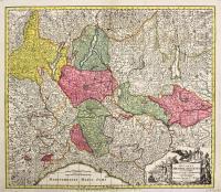 Ducatus Mediolanensis cum adjacentibus Principat et Dominiis…
