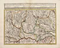 Das Hertzogthum Mantova und Mirandola.