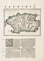 Sardinia insula.