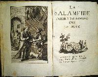 La salameide, poemetto giocoso con le note.