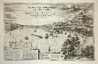 Prospectus Freti Siculi vulgo il Faro de Messina…Scyllae et Charybdis...