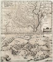 Abriss des Hertzogthums Mantoua nit den umbligenden Landschaften. 1630 – Abriss der Statt Matoua wie selbige dieser Zeit von den Keiserischen belagert worden. 1630