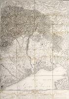 Carta topografica della Provincia del Friuli a S. A. imperiale l'Arciduca Rainieri...