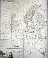 Carta topografica della provincia di Como, a Sua Eccellenza il Signor Giulio Conte di Strassoldo…