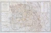 Generalkarte von Siebenbuergen