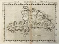 Isola Spagnola nova.