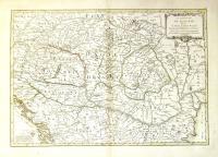 Le Royaume de Hongrie, divisè en haute et basse Hongrie  Transilvanie, Esclavonie et Croatie