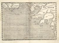 Il rimanente dell'isole del mare Tirreno.