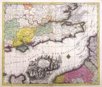 La plus grand partie de la Manche et celles de France…