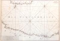 Carte de la mer Mediterranée en douze feuilles: IX Feuille