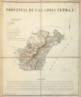 Provincia di Calabria Ultra I.