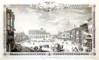 La piazza della Brà di Verona.