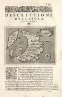 Descrittione dell'isola Santorini