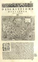 Descrittione dell'isola d'Elba