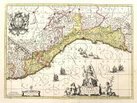 Liguria, ò Stato della Republica di Genova.