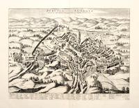 Perusia Augusta. Perouse, ville de l'Etat de l'Eglise, Elle est Capitale de Perousin.