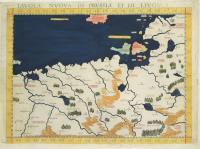 Tavola nuova di Prussia et di Livonia.