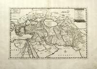Expeditionis Alexandri Magni per Europam Asiam et Africam tabula geographica authore P. Du Val…