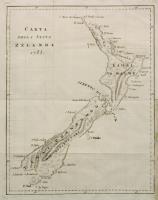 Carta della Nuova Zelanda