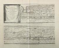 Tabula itineraria ex illustri Peuntigerorum bibliotheca quae Augustae Vindelicorum beneficio Marci Velseri Septem Viri Augustani in lucem edita