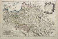 Carte generale de la Pologne avec tous les Etats qui en dependent…