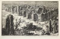 Rovine delle Terme Antoniniane....