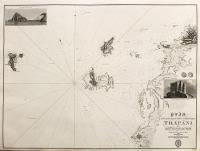 Plan of the anchorages & shoals in the vicinity of Trapani.
