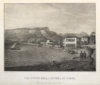 Prospetto della Riviera di Garda