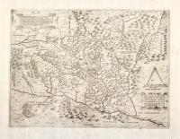 Descrittione del Ducato di Savoia Novamente posto in luce in Venetia L'anno M.DC