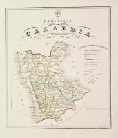 Provincia di Calabria citeriore.