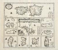 Insularum Sardiniae et Corsicae antiqua descriptio-Insular aliquot Aegaei maris antiqua descrip...